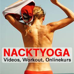 Nacktyoga Videokurs