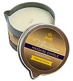 Vibratissimo® Massagekerze'Caramel Cream', MADE IN GERMANY, 100ml,Karamellaroma
