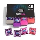 Durex Fun Explosion Kondome in stylischer Box – Aufregende Vielfalt, praktisch...