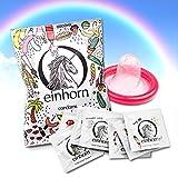Monsterzeug Einhorn Kondome, Unicorn condoms, Einhorn Produkte, 7 Stück,...