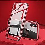 SANKE Metallrahmen-Handy-Fall für Apple 11 / PRO/MAX Doppelseitige...
