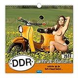 Trötsch Erotikkalender Kalender DDR-Zweirad-Classics 2022: Schärfer als die...