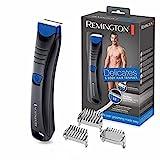 Remington Delicates & Body Hair Trimmer BHT250, Trim-Shave-Technologie, Nass-...