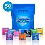 Günstige Kondome Großpackung - 50er Mix Beutel - Der Kondom Mix Enthält z.B...