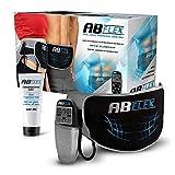 ABFLEX Toning Belt für schlank getönte Bauchmuskeln Handliche Fernbedienung...