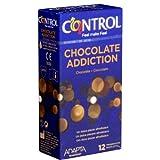 Control Chocolate Addiction - 12 Kondome mit Schokoladen-Aroma