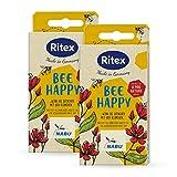 Ritex Bee Happy, Kondom-Mix, 16 Stück, Made in Germany