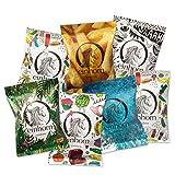 einhorn Kondome Jahresvorrat - 49 Kondome - 7 Tüten - vegan, hormonfrei,...