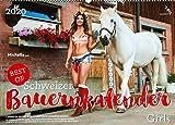 Schweizer Bauernkalender (Girls) 2020 / Calendrier Paysan Suisse (Girls) 2020:...