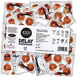 EXS Delay Endurance - 144 Kondome - länger lieben mit Wirkstoff - für mehr...