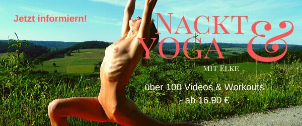 Nackt Yoga*